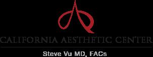 California Aesthetic Center Title and Logo - Desktop